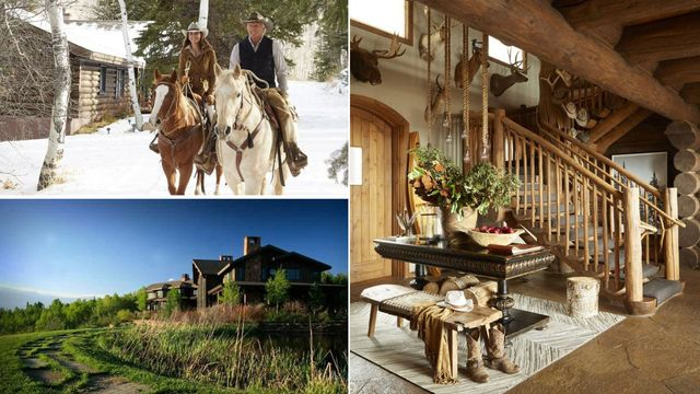 Golfer Greg Norman's $50M Colorado Ranch Is the Week's Most Expensive New Listing