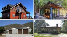 It's Not All Doomsday Prep: 6 Off-the-Grid Homes on the Market