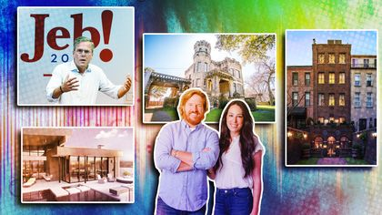 'House Party' Podcast: Chip & Joanna Buy a Castle?! Plus, Is This the House of the Future?