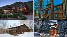 It's All Downhill From Here: 8 Ski Homes Worth Warming Up To