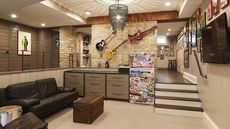 What Dads Want in Their Homes (All Hail the Man Cave)