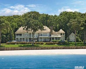 NHL Great Pat LaFontaine Slashes Price on Lloyd Neck Estate
