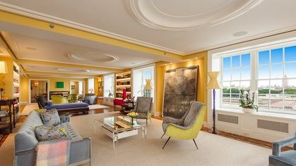 One Posh NYC Opportunity Ranks as This Week's Priciest New Property