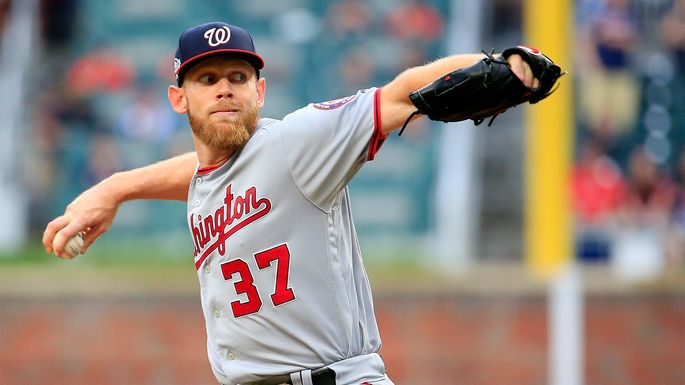 Image result for stephen strasburg