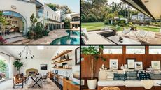 Famous Pacific Palisades Compound With Case Study Home Is Listed for $20M
