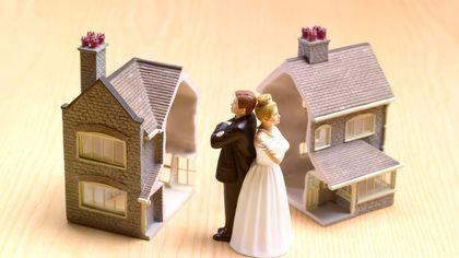 How to Divide a House When You're Getting a Divorce