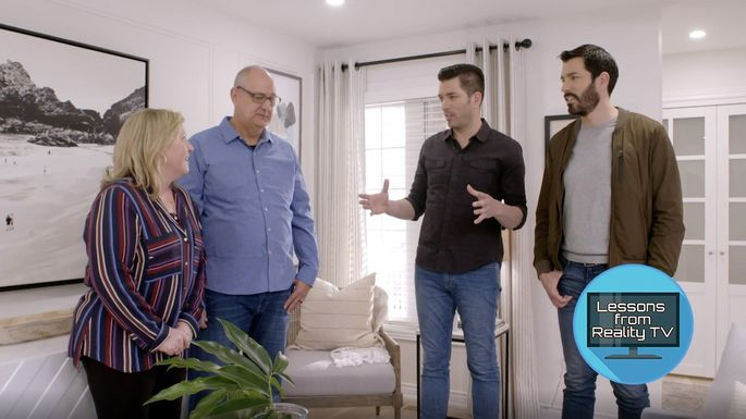 property brothers HGTV with seal 5-28