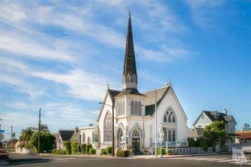 A Divine Opportunity: Victorian-Era Gothic Church Is For Sale in Ventura, CA