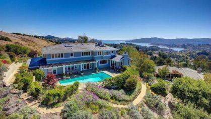Sandy Alderson's Winning Tiburon Home Lands on the Market for $5.25M