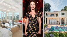 'Sex and the City' Star Kristin Davis Reportedly Buys Brentwood Home
