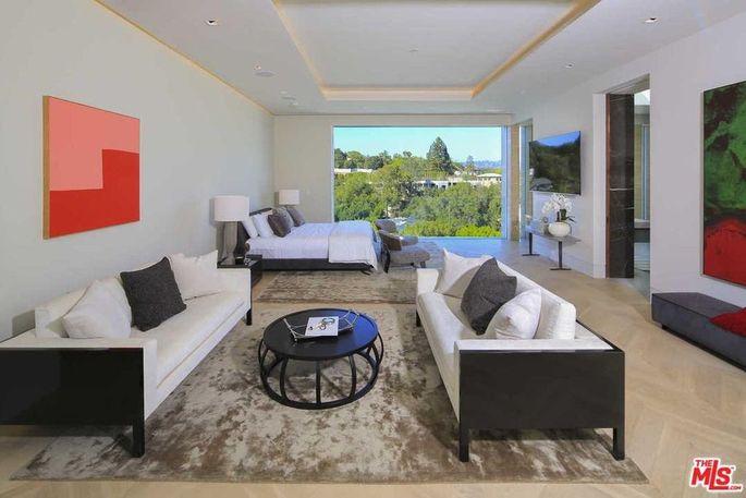 2,100-square-foot master suite
