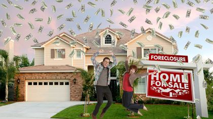 Foreclosed On? You May Have Unclaimed Cash Waiting for You