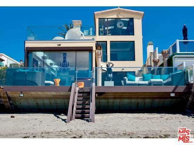 Malibu Colony home