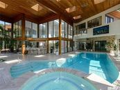 8 Idyllic Indoor Pools Where You Can Splash Around All Year Long