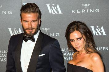 David and Victoria Beckham, Real Estate Moguls?
