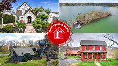 Private Island Paradise? Fairy Island in Wisconsin Is the Week's Most Popular Home