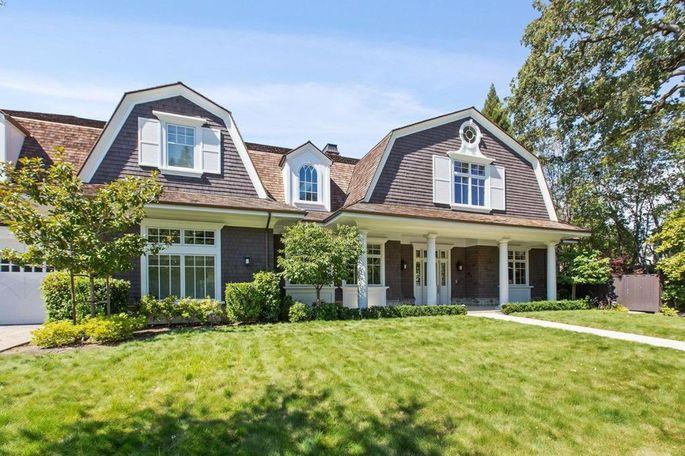 Greg Clark's Hillsborough, CA, home