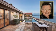 The Home Where Robin Williams Took His Life Goes Up for Sale