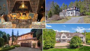 Decor Debacle! Unbelievable Time Capsule Tops This Week's Most Popular Homes