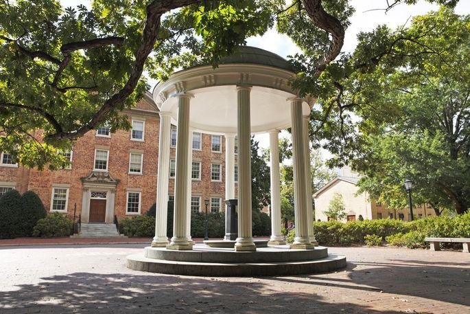 University of North Carolina in Chapel Hill, NC