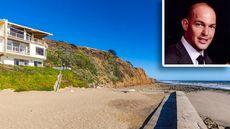 Prince Alexander von Furstenberg Selling $3.75M Malibu Beach House