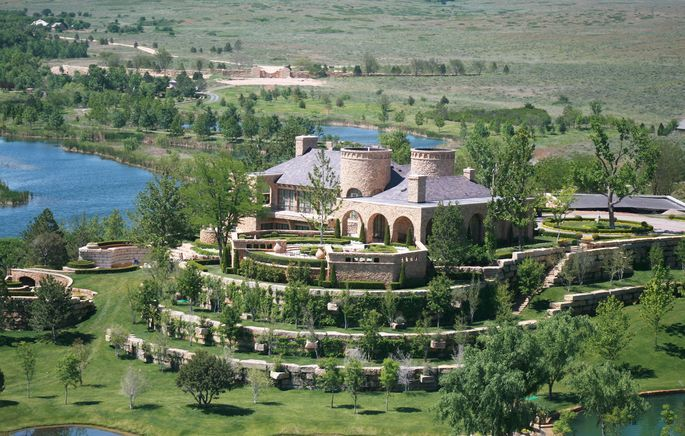 7 Things You Must Know About T. Boone Pickens\' $250M Ranch | realtor ...