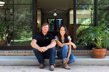 Joanna Makes Chip Squirm on 'Fixer Upper,' and These Pics Explain Why