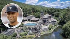 Inside Derek Jeter's Castle: 5 Curveballs Hiding Behind the Walls of His NY Home