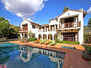 Love the 80's? Party Down at Steve Guttenberg's Home in Pacific Palisades