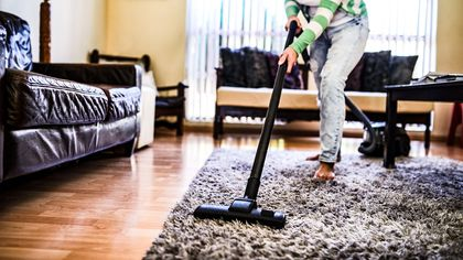 How to Clean a Living Room So You Don't Gross Out Your Guests