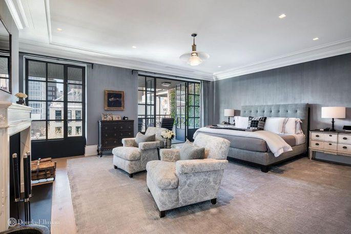 Spectacular master suite
