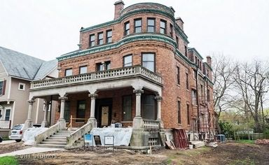 Oscar Mayer Mansion in Illinois Is Reborn