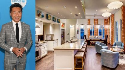 For HGTV Junkies, Vern Yip's Former Florida Retreat Might Be a Beachy Dream