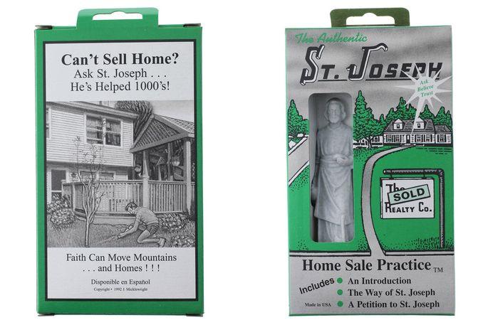 St. Joseph authentic home-sale kit