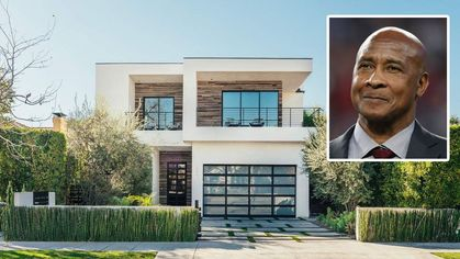 Catch NFL Legend Lynn Swann's Modern Los Angeles Home for $3.6M