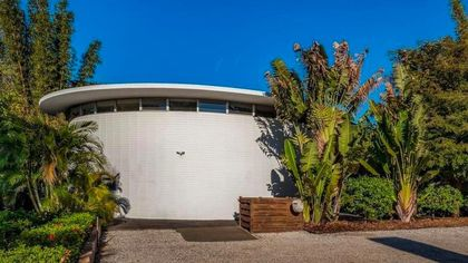 Designed for Art, Round House Needs a Buyer to Think Outside the Box
