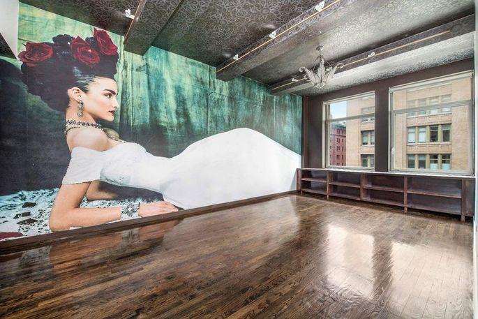 Bold wall art