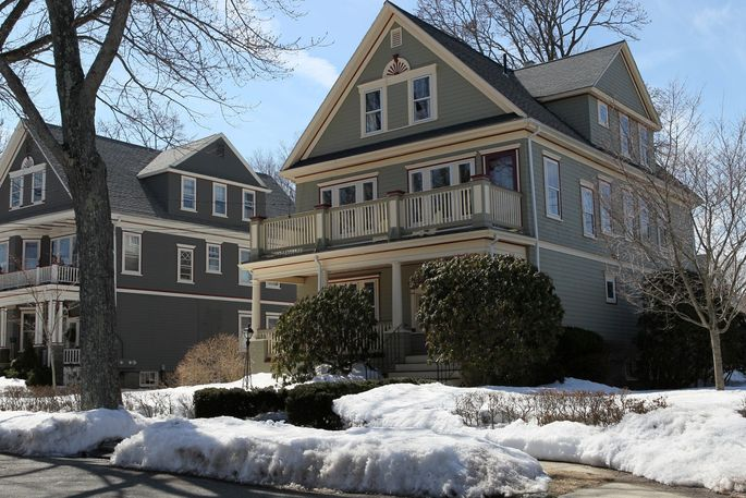 Boston-area suburbs, exurbs, and smaller, nearby cities, like Melrose, MA, are becoming more popular with home buyers.