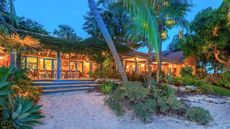 Most Expensive New Listing: An  Extremely Private $36M Compound in Key Biscayne