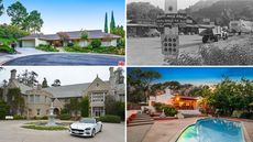 'Once Upon a Time in … Hollywood' in Real Life: 4 Homes From Quentin Tarantino's Tale