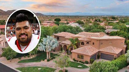 Seahawks' Mike Iupati Sells Arizona Home With Pro Sports Pedigree