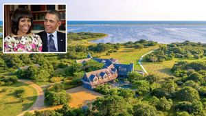 Barack and Michelle Obama Are Buying This Island Retreat for $14.8M—and It's Peculiar