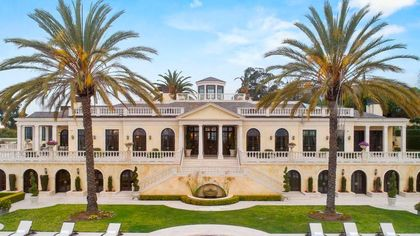 $65M Equestrian Estate With a Polo Field Is the Most Expensive New Listing