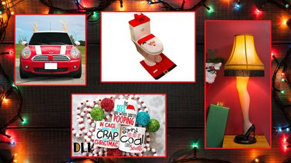 10 Tackiest Christmas Decor Items That Could Traumatize a Home Near You