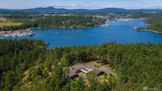 Steve Miller's former San Juan Islands estate