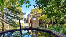 Marin County Masterpiece on Market for $4.2M Evokes Best of '70s Era