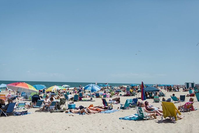 Popular Rehoboth Beach is close to Lewes.
