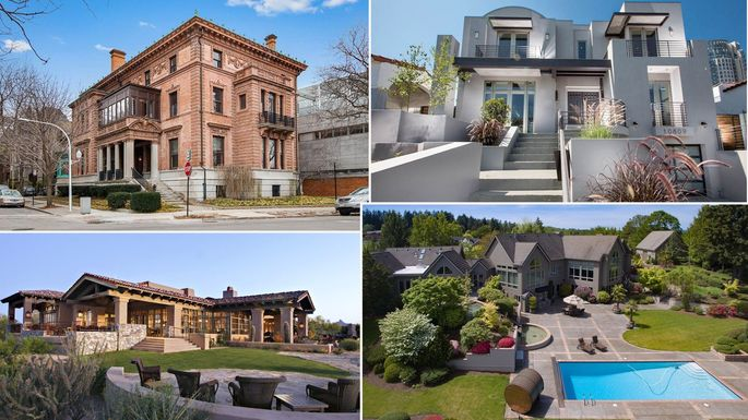 bargains for buyers 9 most expensive foreclosures on the market
