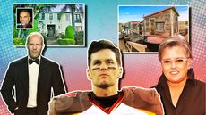 'House Party' Podcast: Weird Ways We're Passing the Time During Quarantine; Plus, Is This Tom Brady's New Home?
