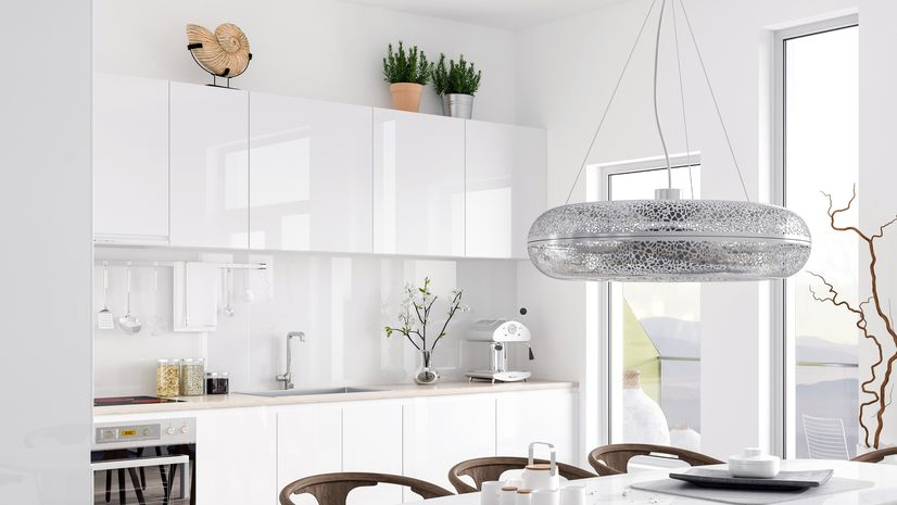 9 Creative Ways To Decorate The Tops Of Your Kitchen Cabinets